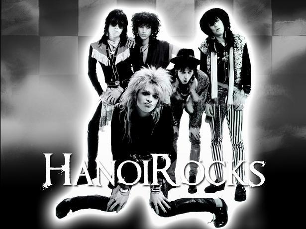 HANOI ROCKS (ハノイ・ロックス...